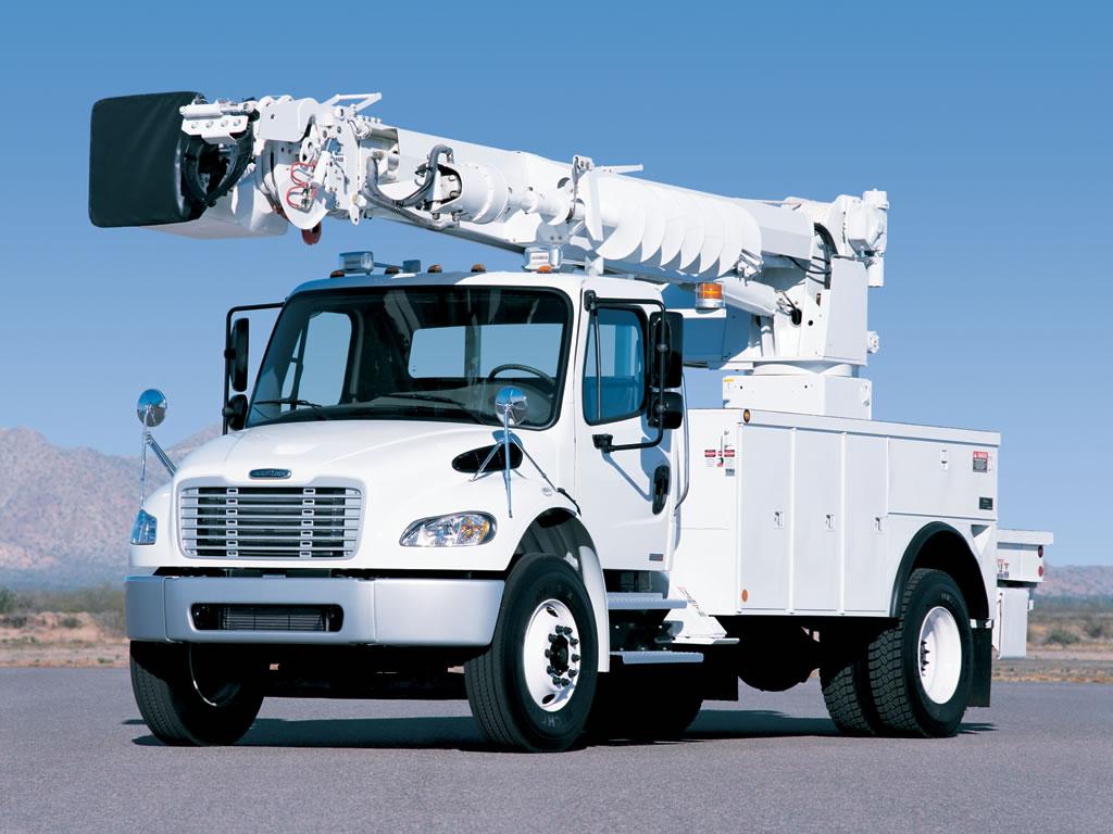 freightliner m2 bucket truck maintenance manual