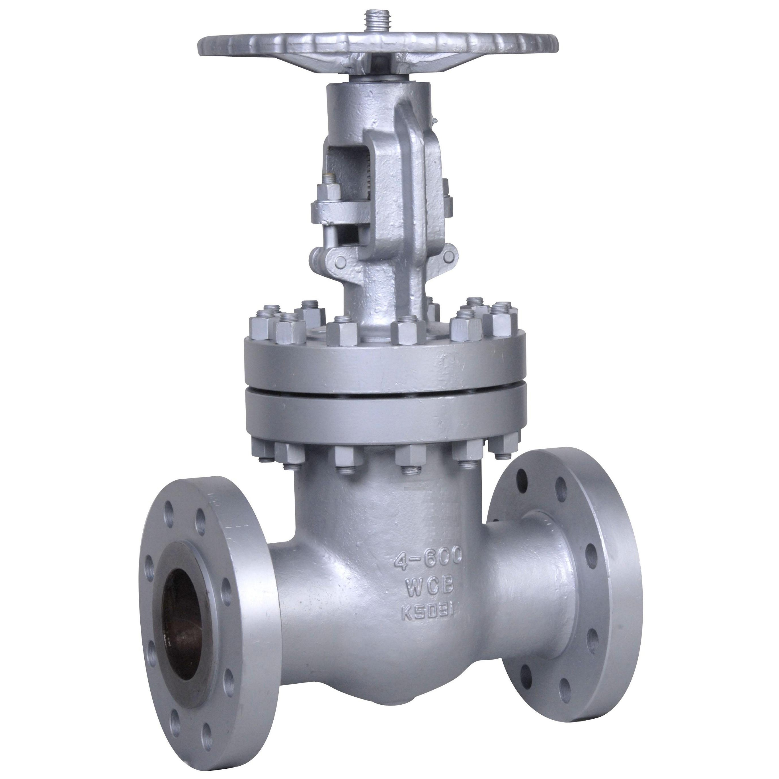 high integrity manual cryogenic valves