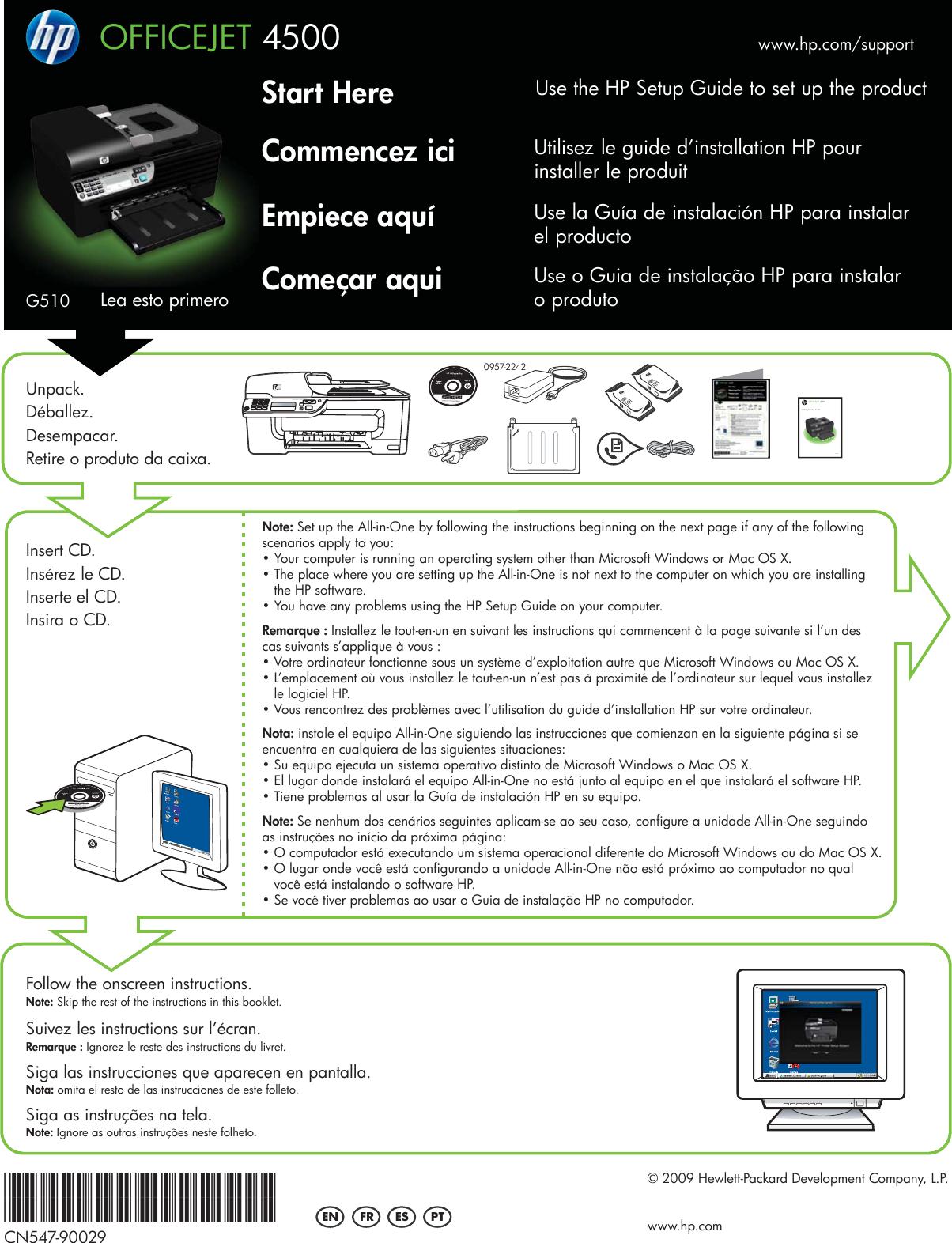 hp 8630 printer user manual