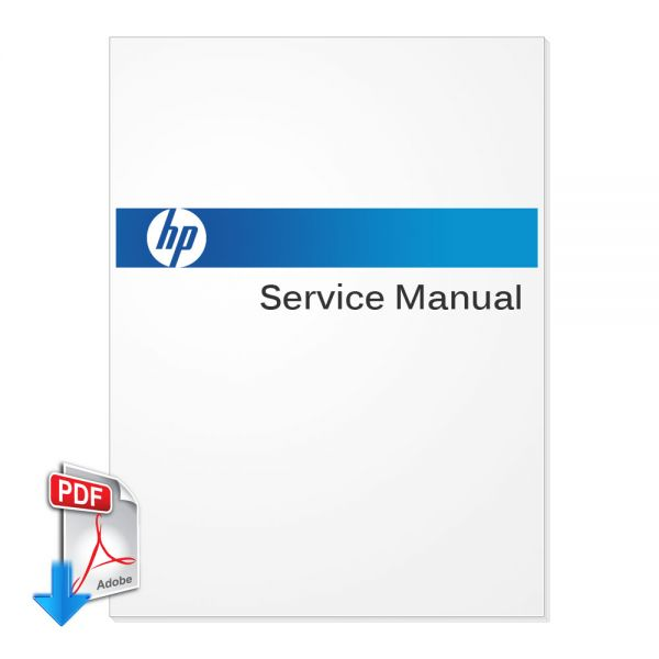 hp scitex lx850 service manual