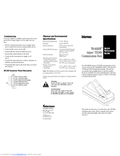 intermec trakker 2425 user manual