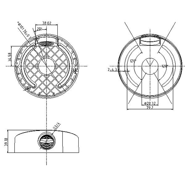 ip 3432 dome camera manual