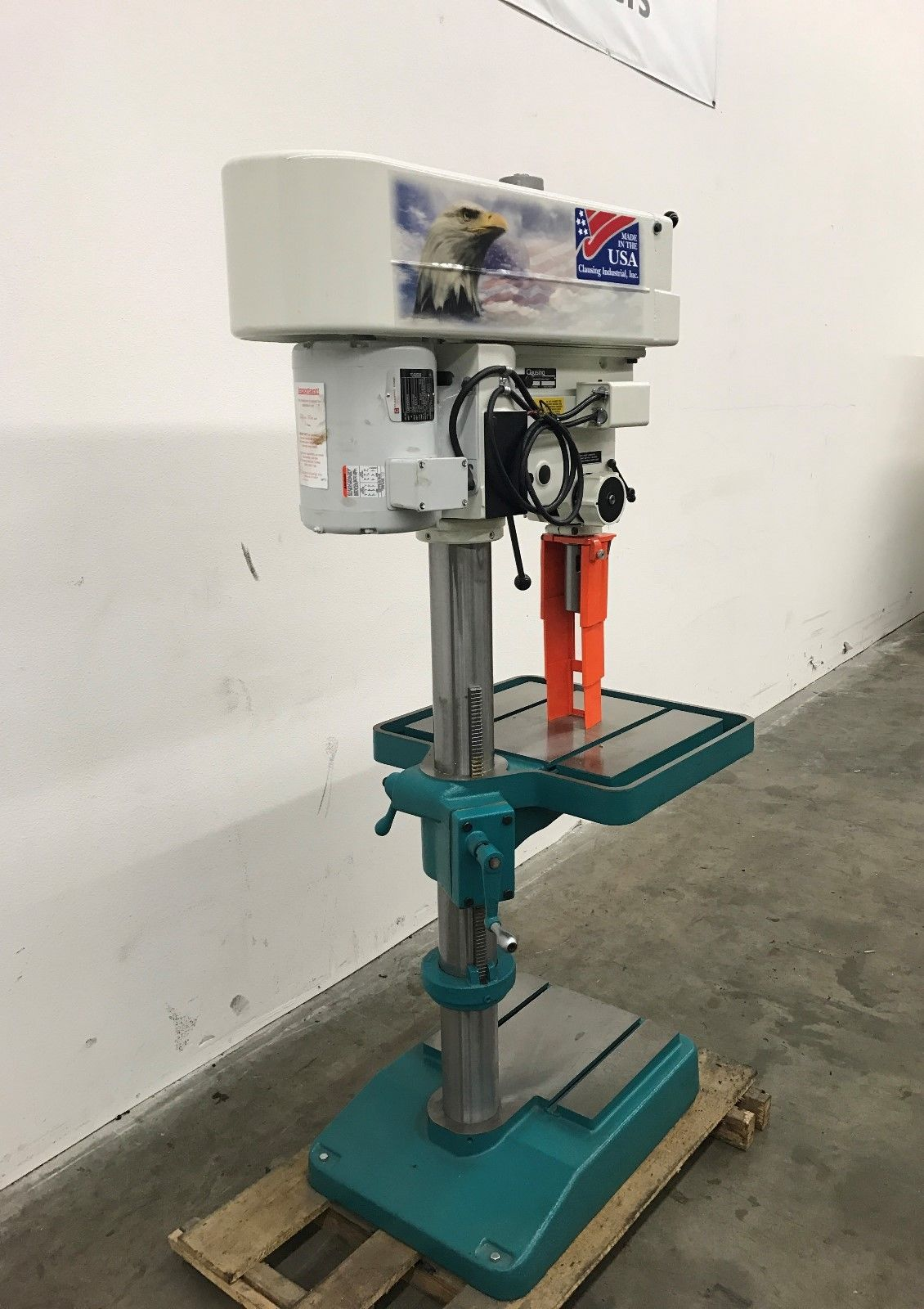 king pd16b press drill parts manual