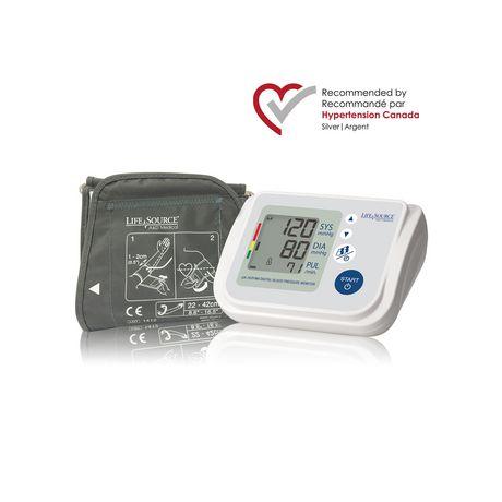 lifesource blood pressure ua-767 plus manual