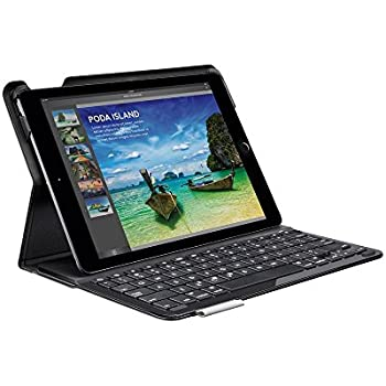 logitech ultrathin keyboard ipad air 2 manual