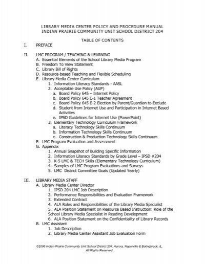 manual for policies and procedures and guidelines sd38