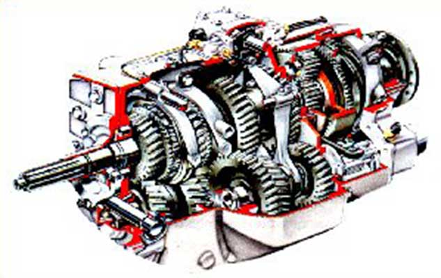 manual transmission rumble viration when engine breaking 3rd gear