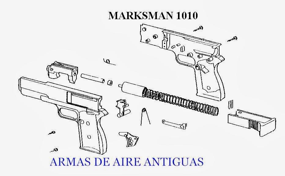 marksman repeater bb cal 4.5 mm 177 cal manual