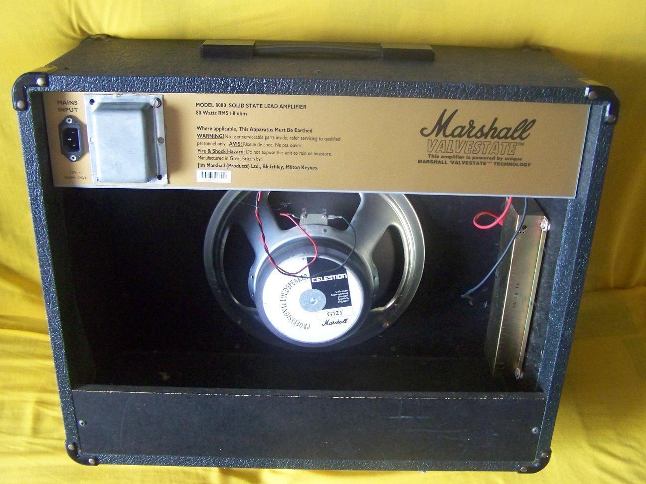 marshall valvestate 80v 8080 manual