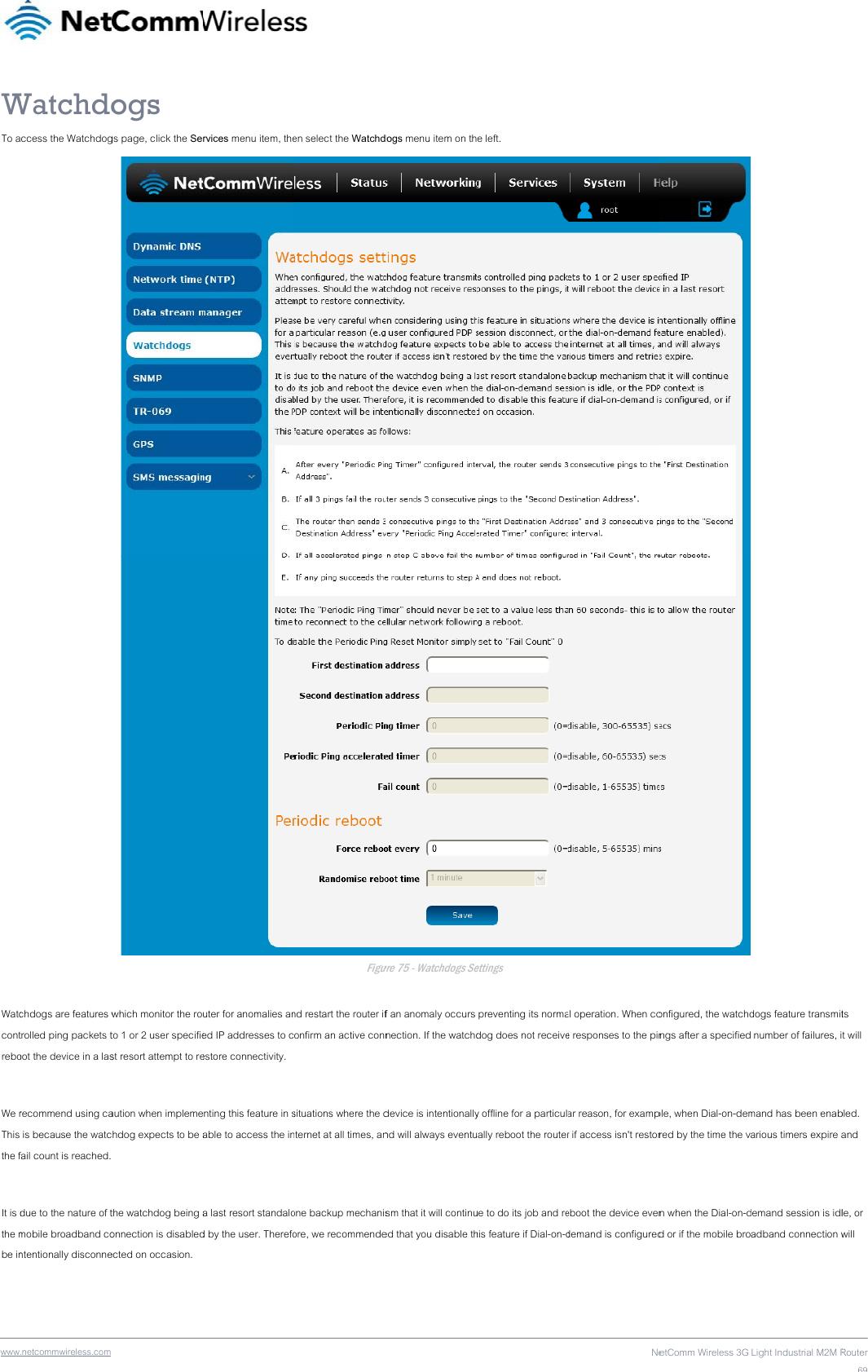 netcomm wireless 4g wifi m2m router manual