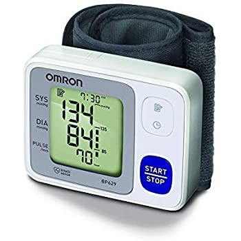 omron 7 series wireless wrist blood pressure monitor manual