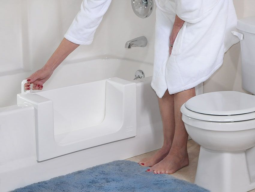 owners manual for safe step tub