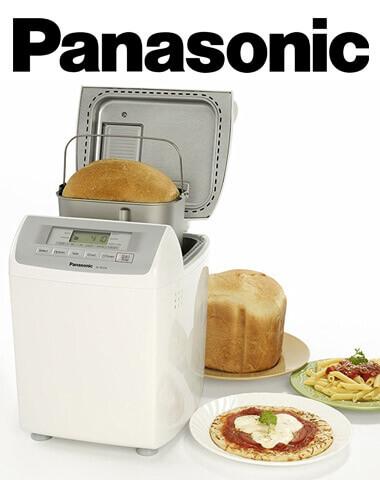 panasonic bread maker sd-rd250 manual