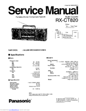 panasonic cassette air conditioner service manual