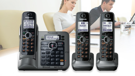 panasonic telephone dect 6.0 manual bluetooth