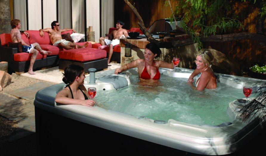 phoenix spas hot tub manual