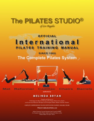 pilates reformer training manual pdf