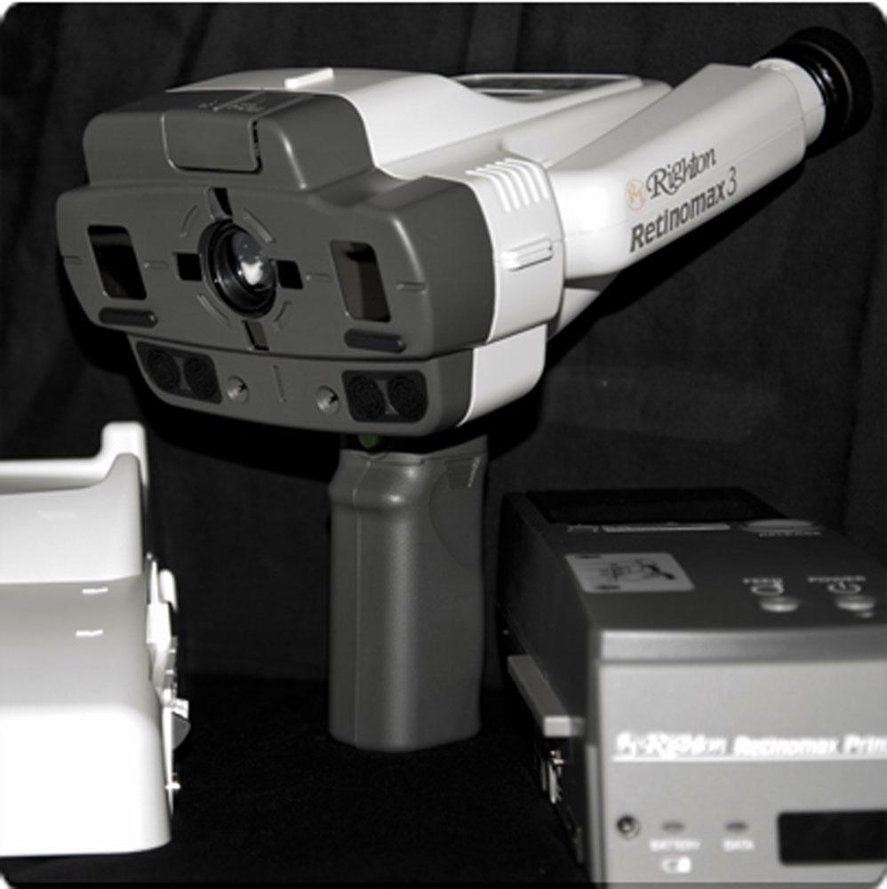 righton retinomax k-plus 3 manual