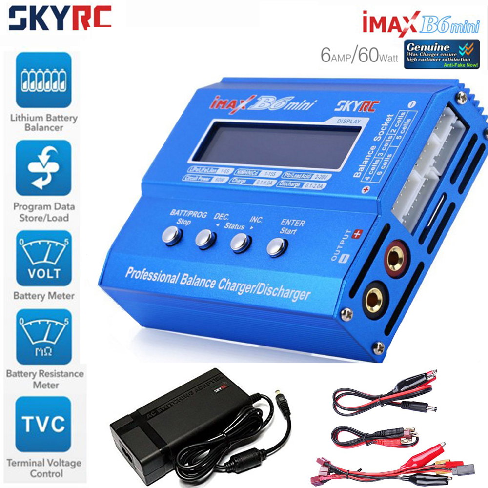 skyrc imax b6 multifunction charger manual