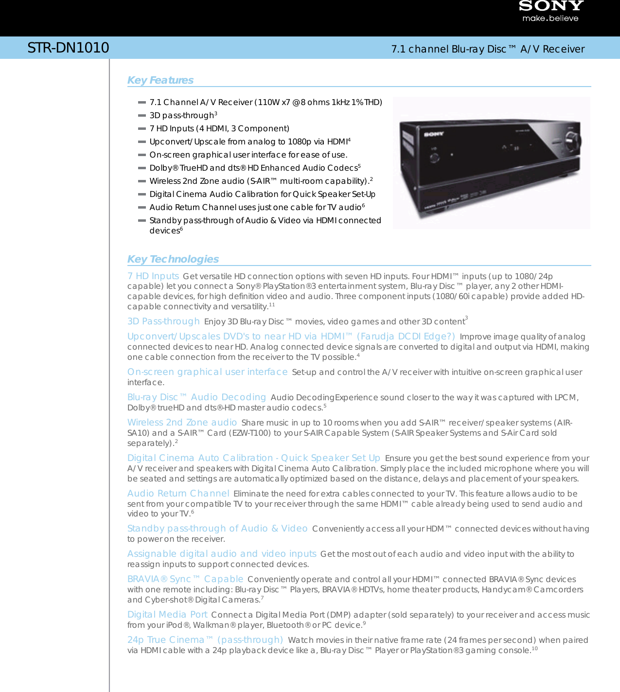 sony s-air wireless speaker system manual