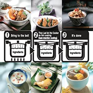 tiger 3 in 1 rice cooker manual
