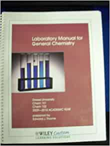 uvic chem 101 lab manual
