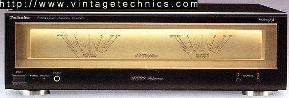 vintage technics sa 750 manual